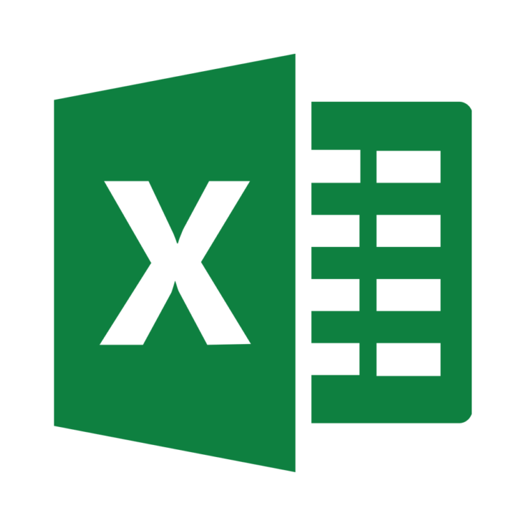 blog planner template excel icon