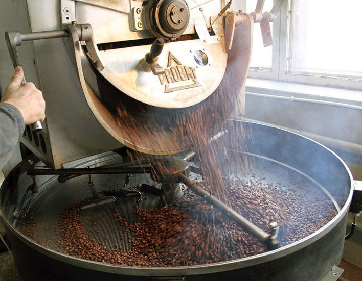 full cup roastery coffee