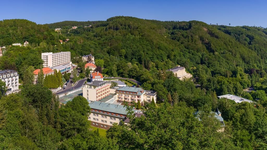 hills Spa Resort Sanssouci Karlovy Vari Czech Republic Mango Tour Lviv