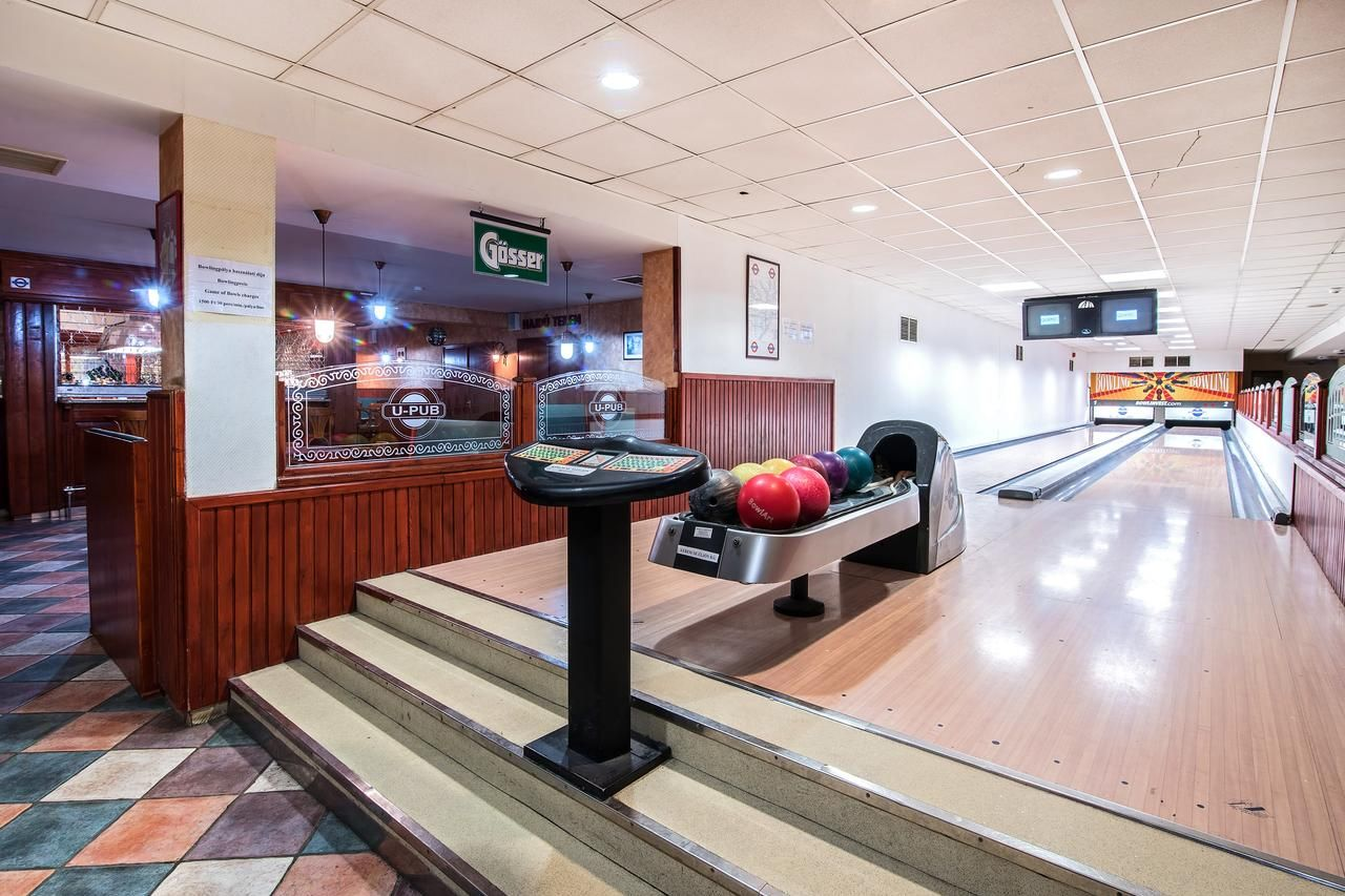 bowling Baratsag Spa and Wellness Hotel