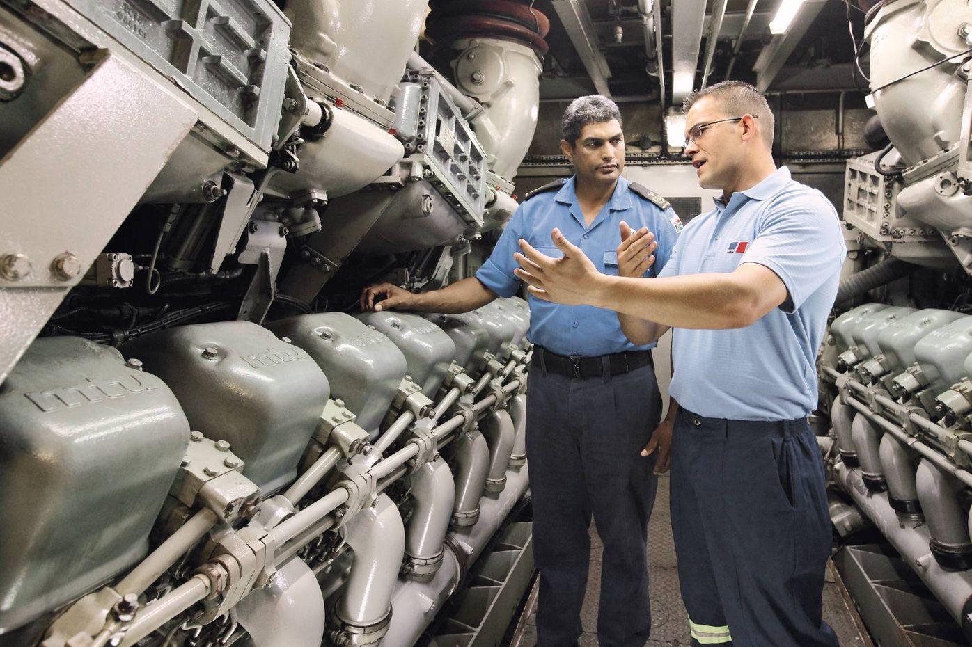 MTU и Detroit Diesel в Украине | Power Systems dept  EN