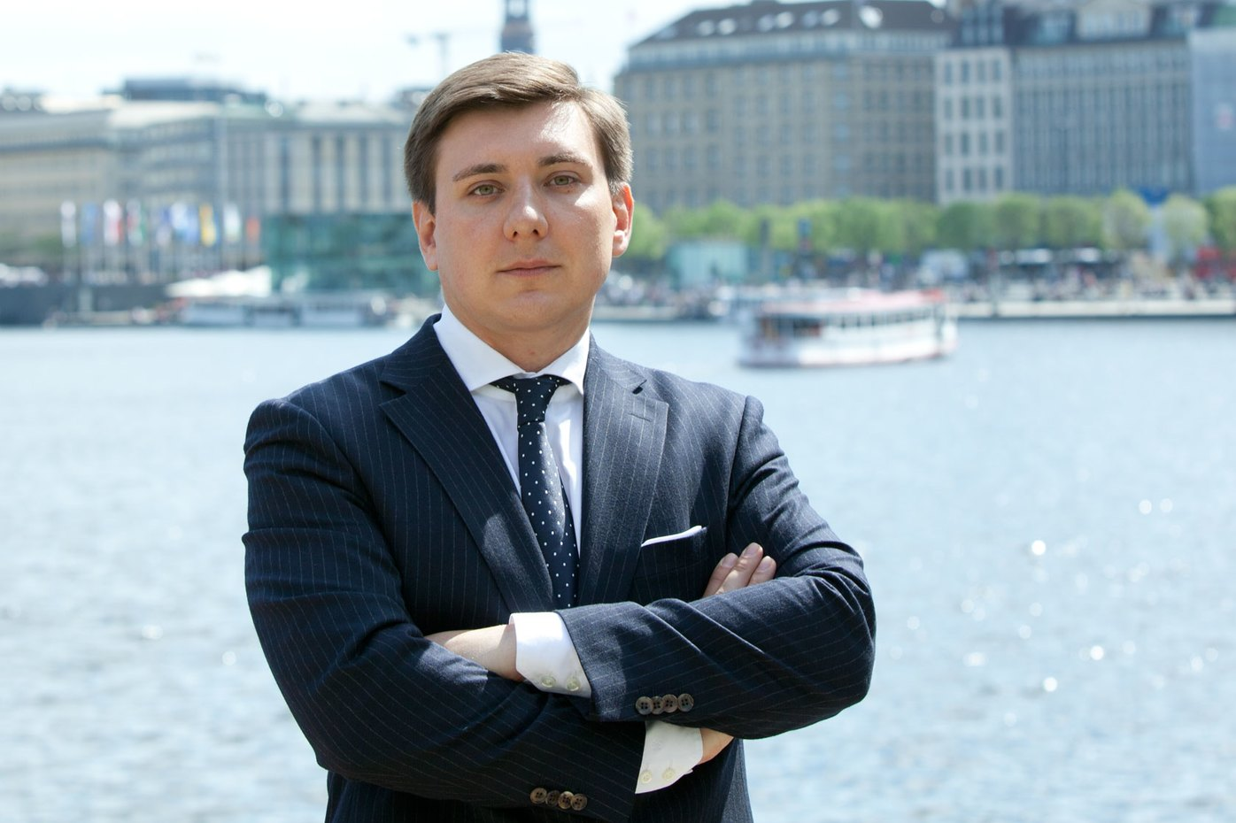 Dmytro Pichugin — Attorney at Law