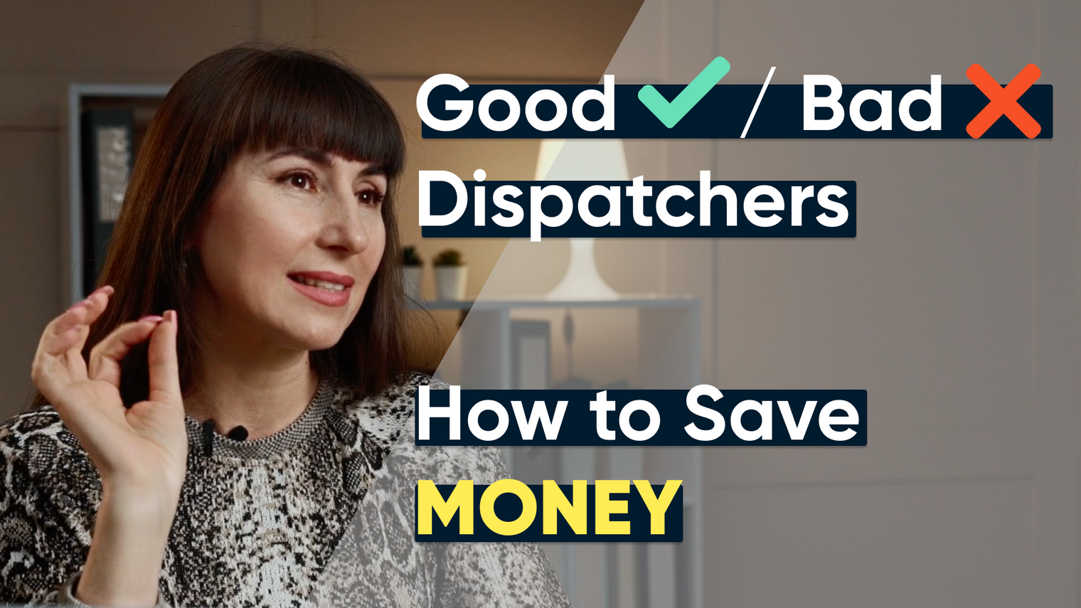Good dispatchers vs bad dispatchers and how to save money