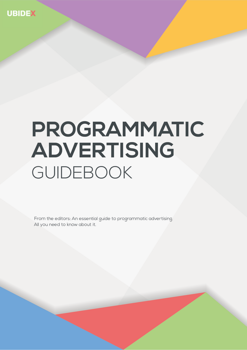 programmatic advertising guidebook