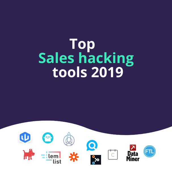 Топ Sales Tools - 2019 для IT аутсорса