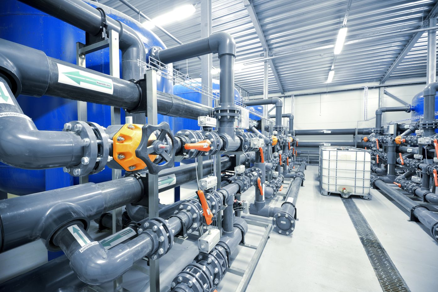 Commercial HVAC & Plumbing Services