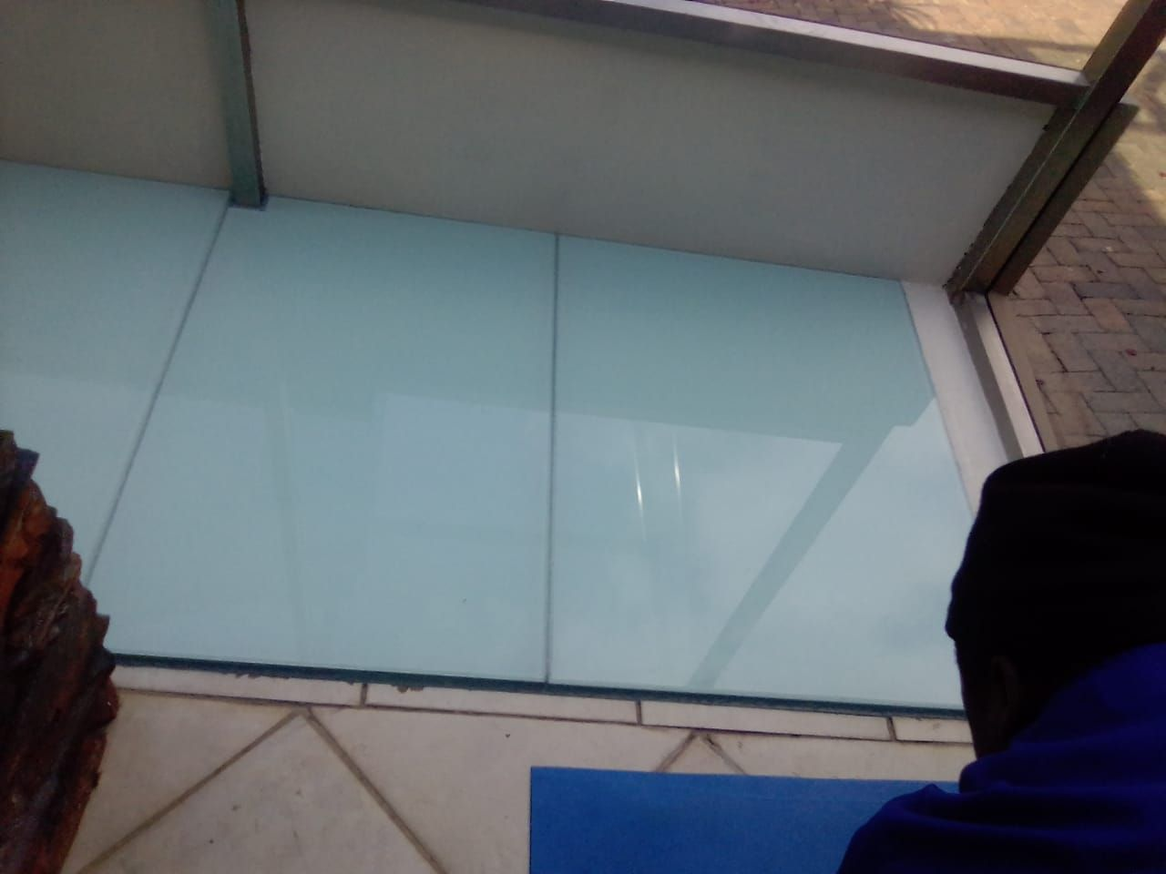 Access Control Glass