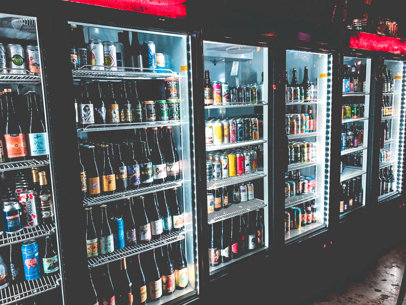Purchase Craft Beer to go