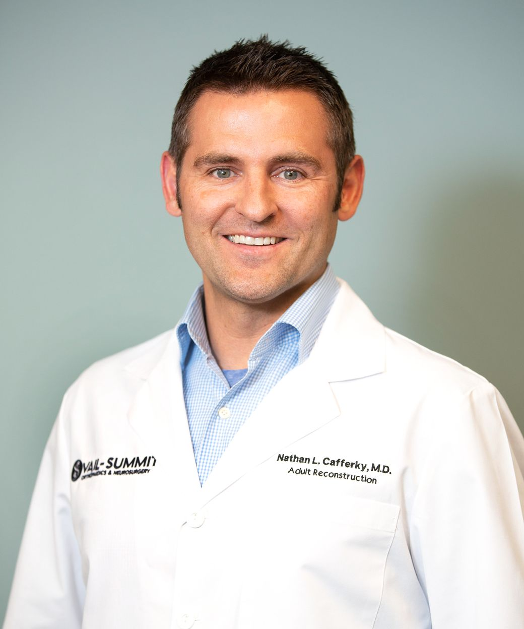 Dr. Nathan Cafferky | Colorado Total Joints