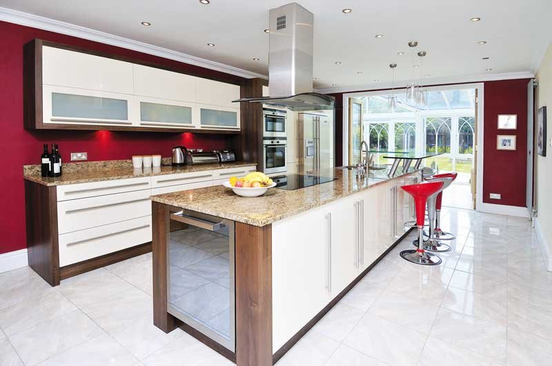 Bespoke kitchen furniture