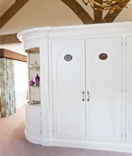 wardrobes to fit difficult areas, Taunton