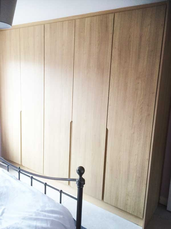 fitted wardrobes Taunton