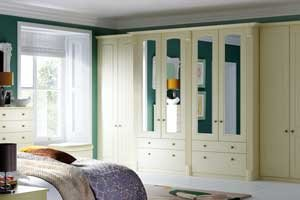 Bespoke fitted wardrobes in Somerset
