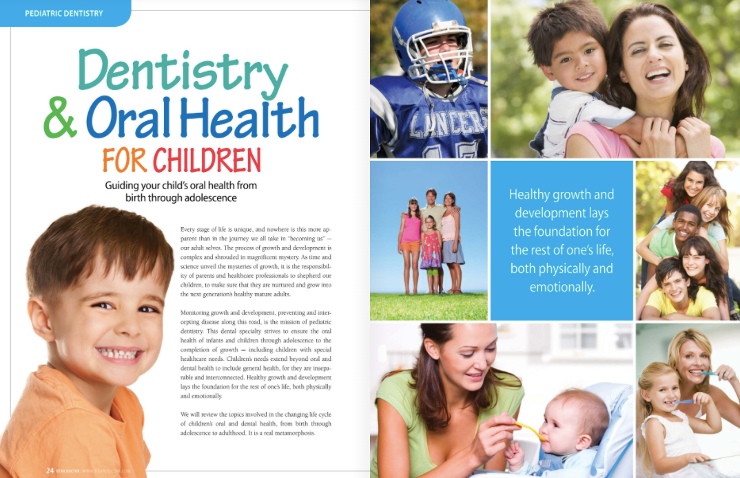 dentistry and oral health for children in portage