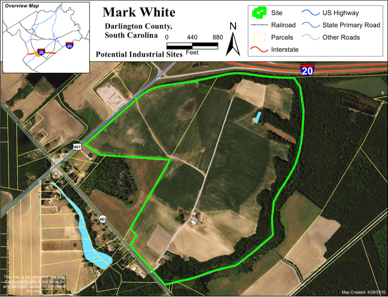 Mark White Site