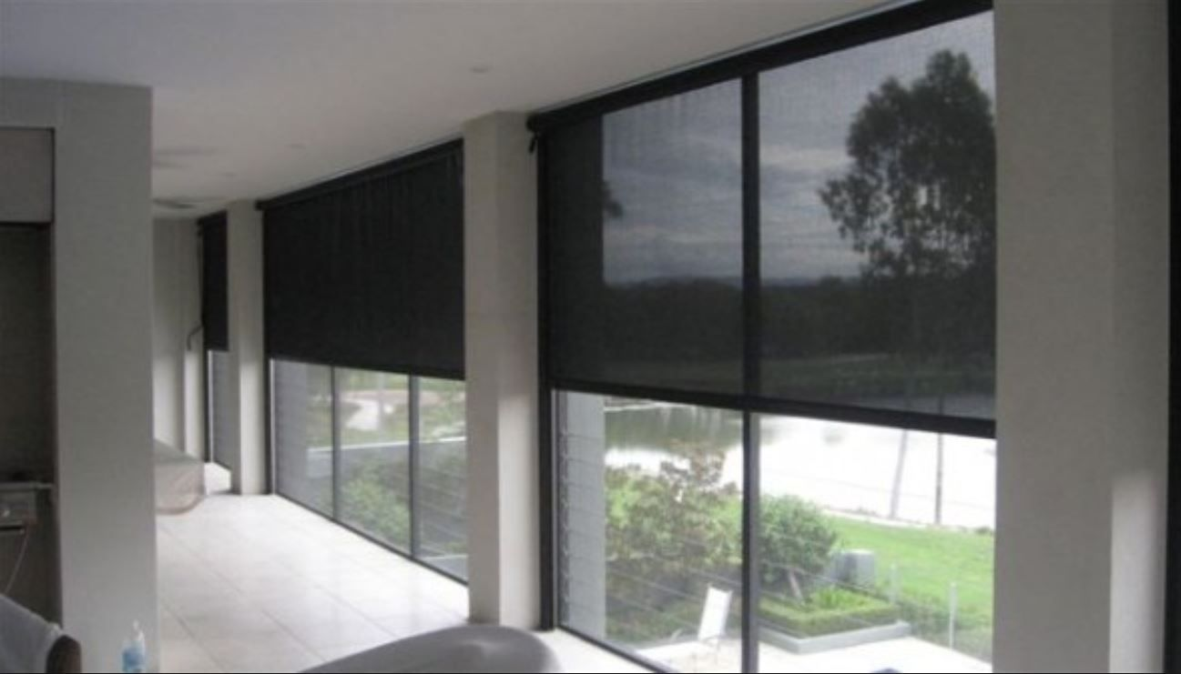 Solar blinds, roller shades