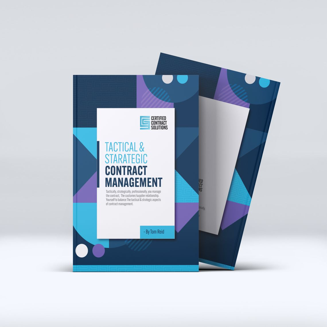 Certified Contract Solutions E-Book Graphic Design by Splurge Media