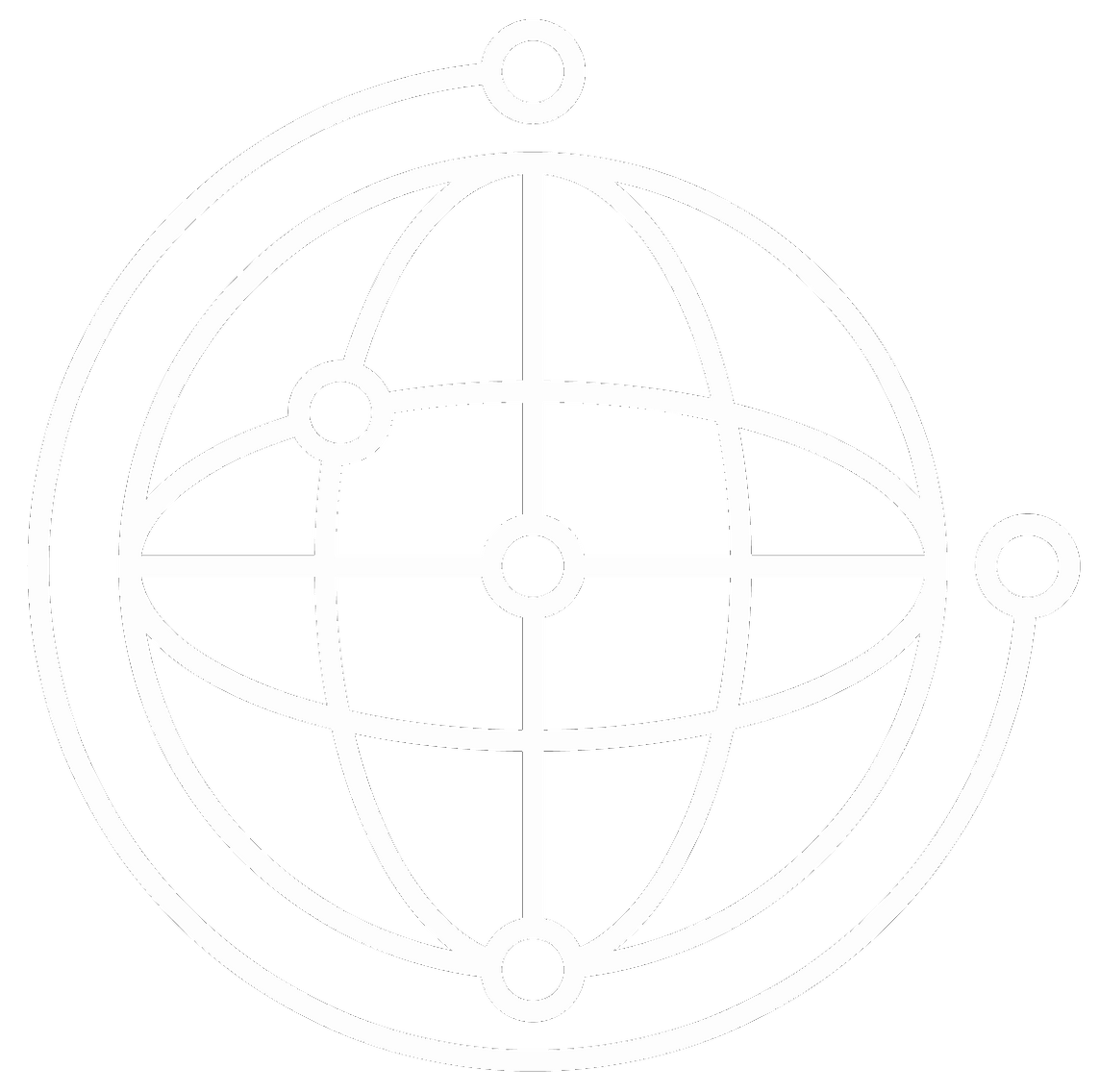 Unified network icon vector