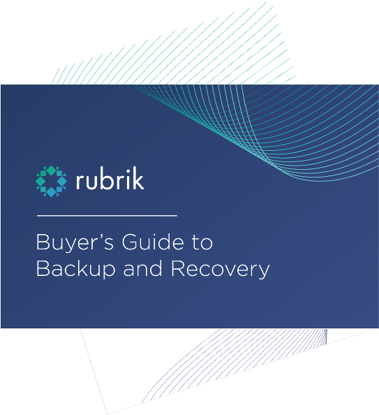 Rubrik Buyer's guide cover