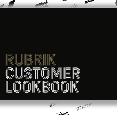 Rubrik customer lookbook