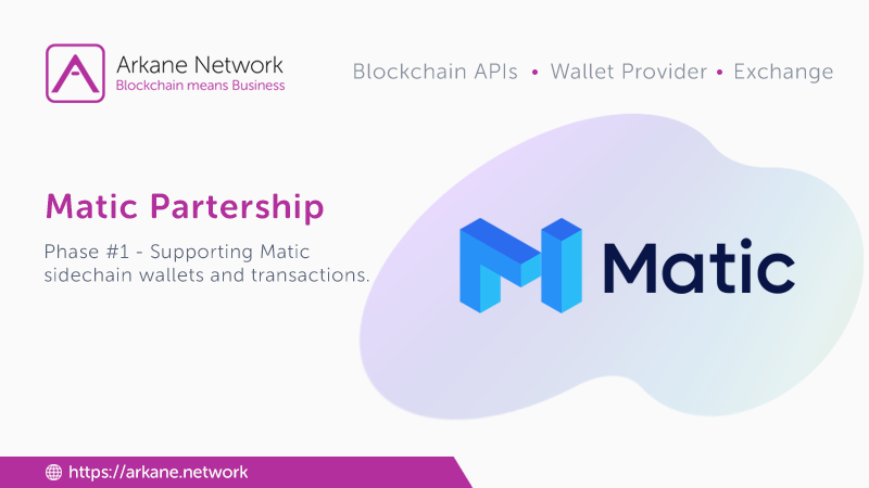 Matic Network - Wallet