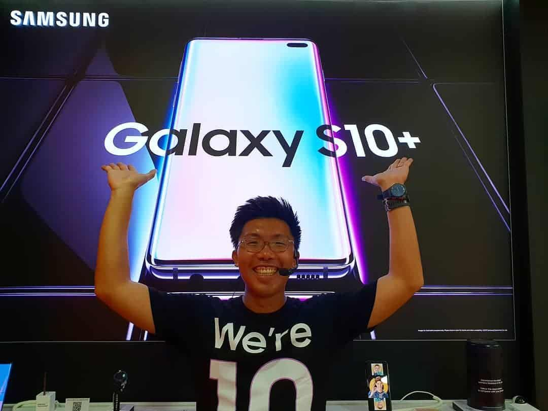 20 Samsung Mobile S10 plus-Emcee-MC-Host-Singapore