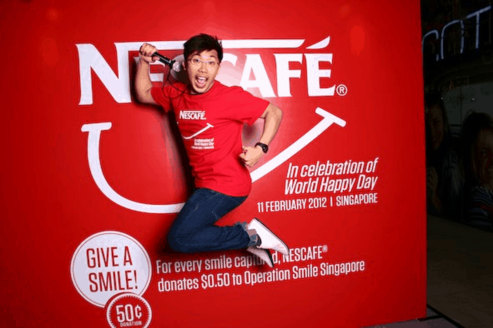 18 NesCafe-World-Happy-Day-Emcee-MC-Host-Singapore