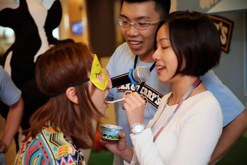 3 Ben-and-Jerrys-Ice-cream-Emcee-MC-Host-Singapore