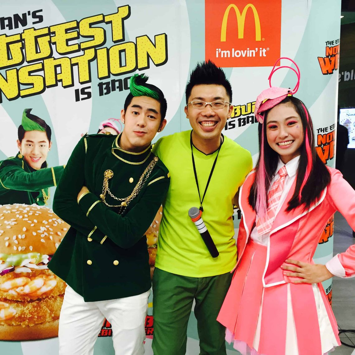 1 McDonalds-Emcee-MC-Host-Singapore