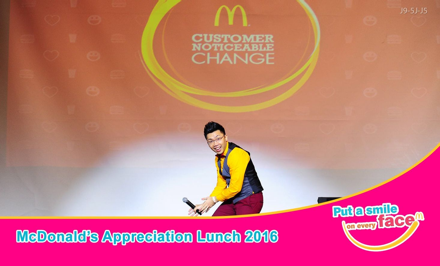 16 McDonald's Appreciation Lunch -dinneranddance-dnd-emcee-host-mc