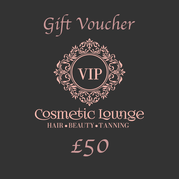 £50 Gift Voucher for Anti Wrinkle Treatment at VIP Cosmetics Lounge Bournemouth
