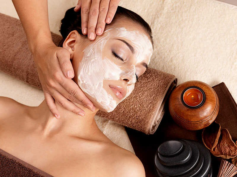 VIP Facial Treatment at VIP Cosmetics Lounge Beauticians in Bournemouth