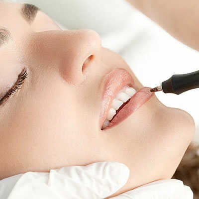 Permanent Lip Tattoo Beauty Treatments VIP Cosmetics Lounge Permanent Lip Tattoo Treatment