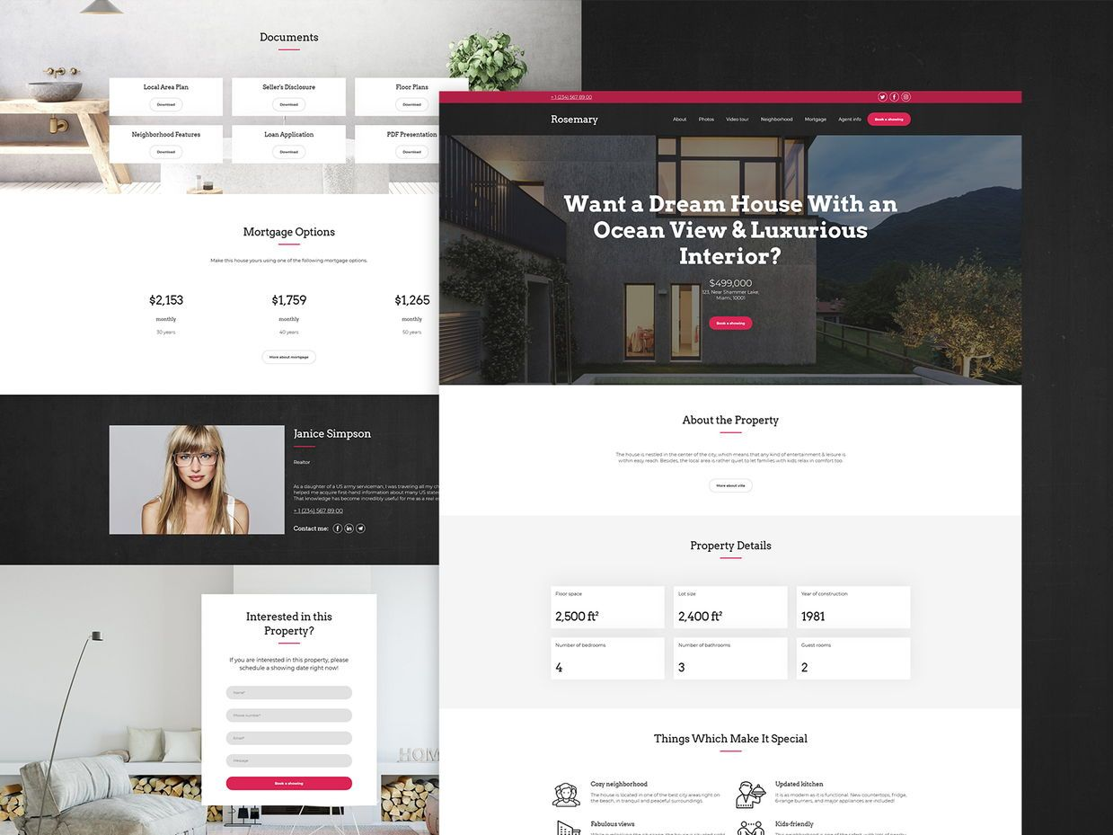 Creaft Website Templates - Weblium