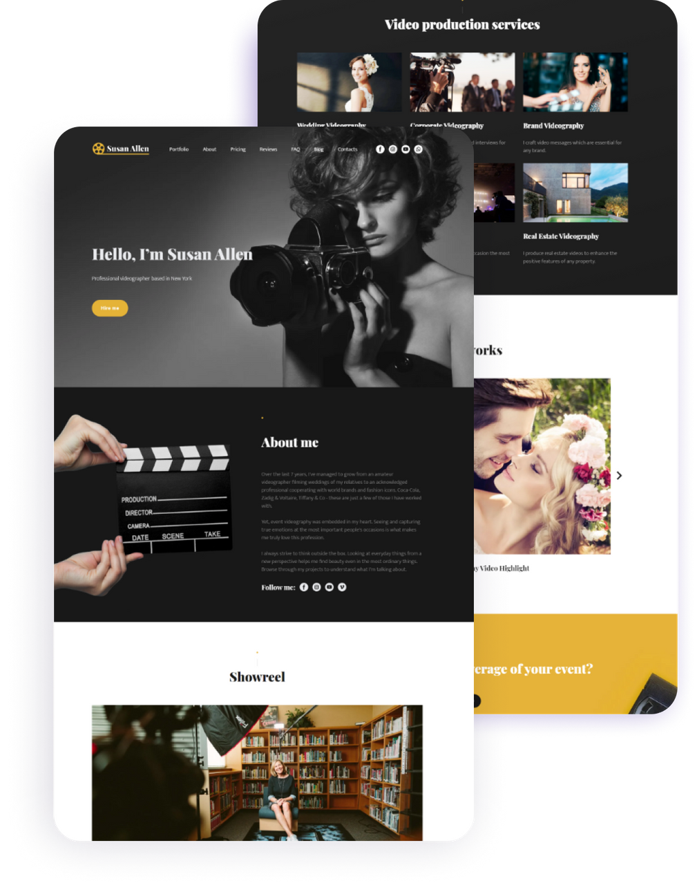 create video website | weblium.com