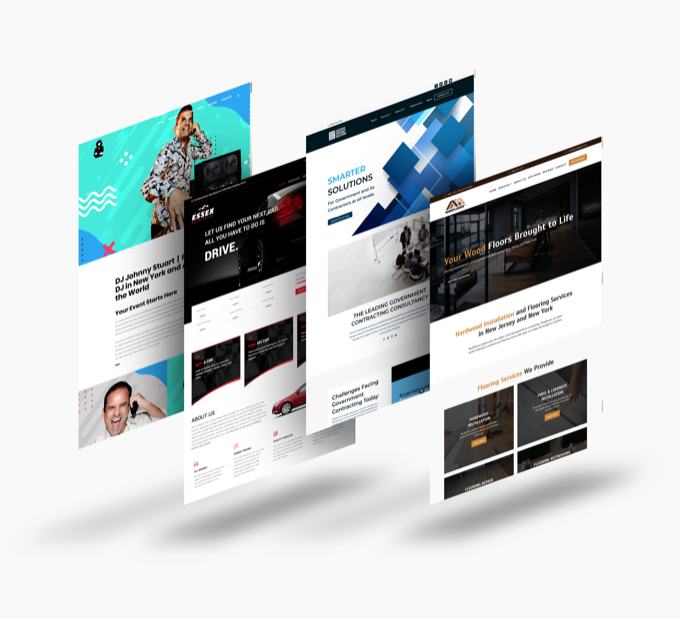 Small Business Web Services by Splurge Media