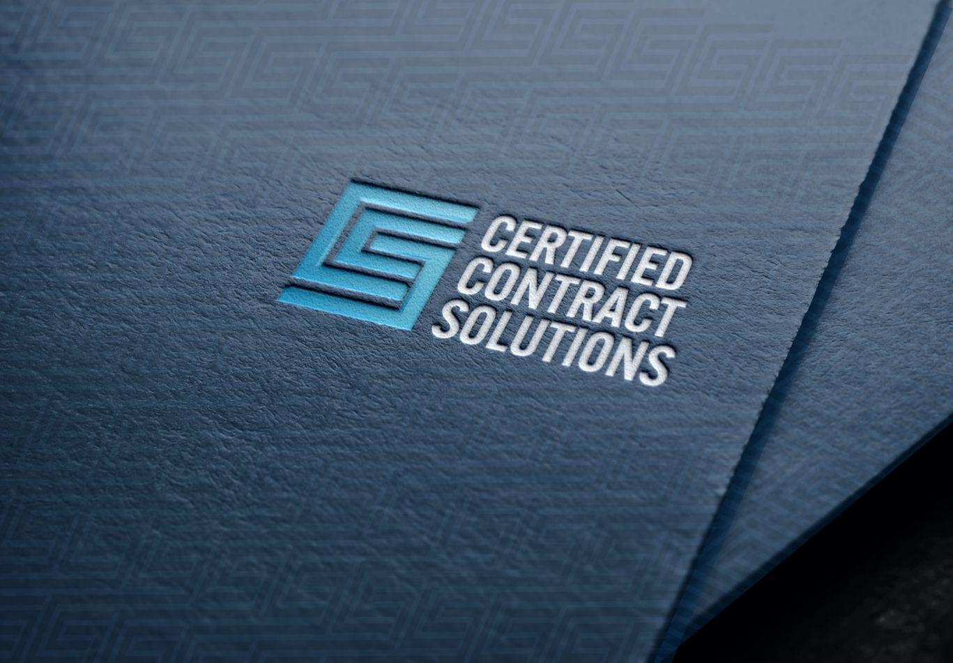 Certified Contract Solutions Brand and Logo Design by Splurge Media