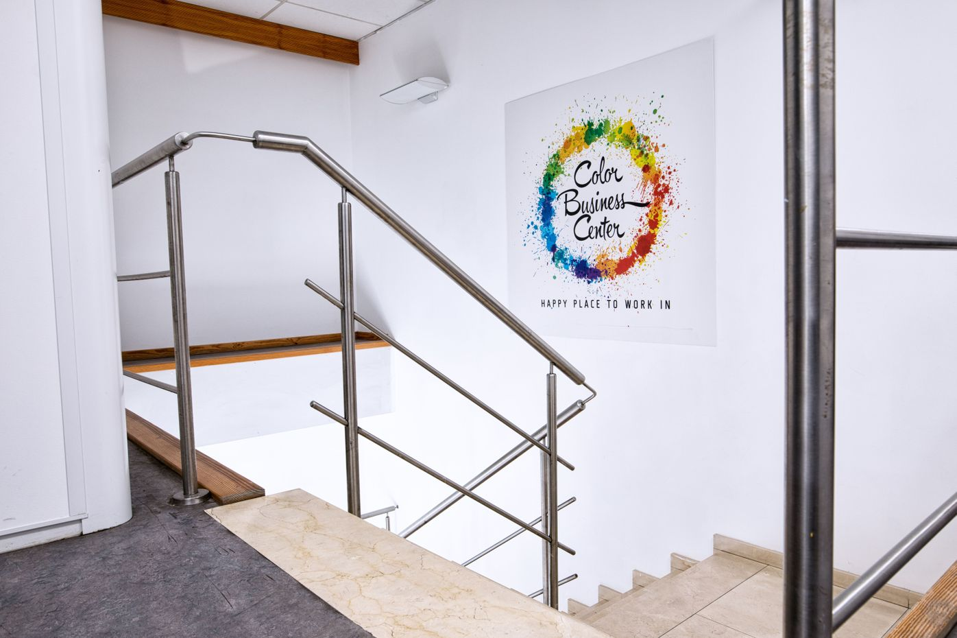 color business center, bureau meublé, coworking, luxembourg
