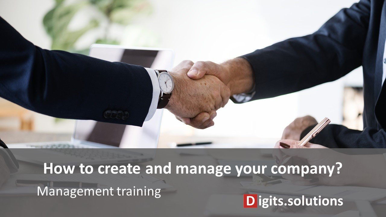 Create, develop and manage your business in Luxembourg Obligations and constraints for entrepreneurs, manager administrators: SarlS, Sarl, SA, SAS, freelance training