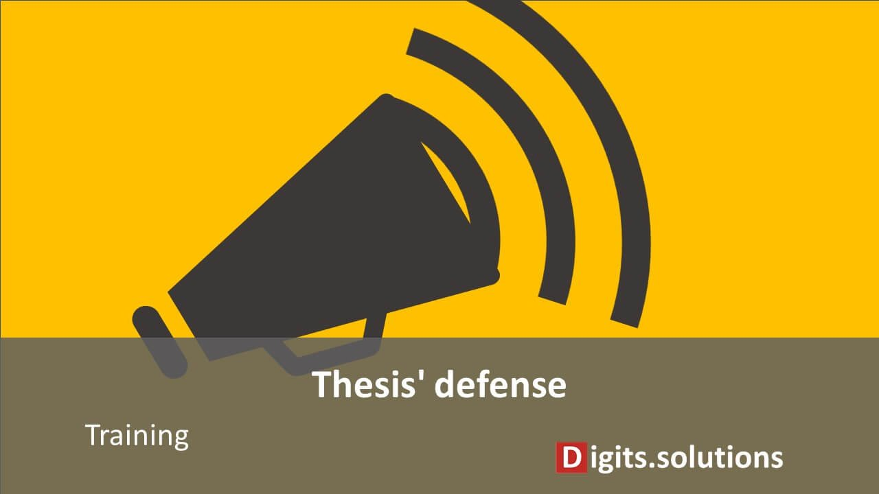 webinar - thesis or dissertation defense