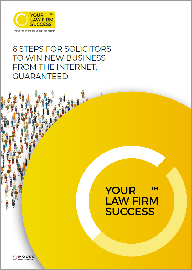 your law firm success 6 steps to win business online