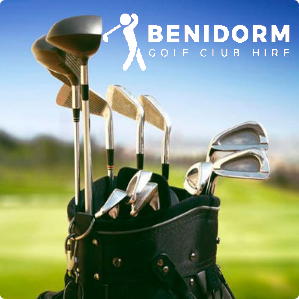 Benidorm Golf Club Hire