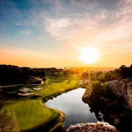Golf in Catalonia region
