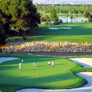 La Manga Golf Course-Golfstash