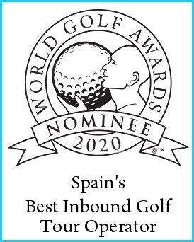 World golf awards best golf tour operator spain