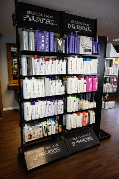Paul Mitchell product - Reds Hair Salon, Taunton.