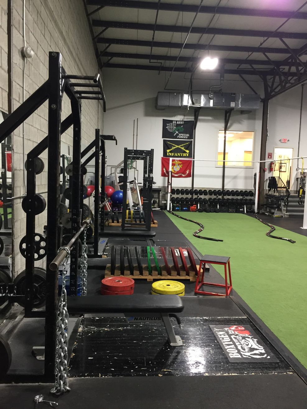 Boxygen Full Service Gym
