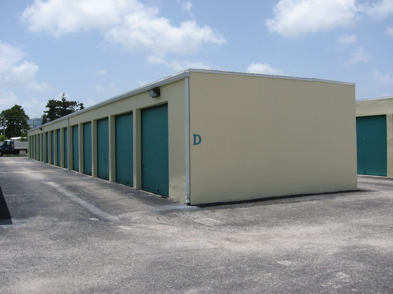 Mini Self-Storage Rentals Pompano Beach