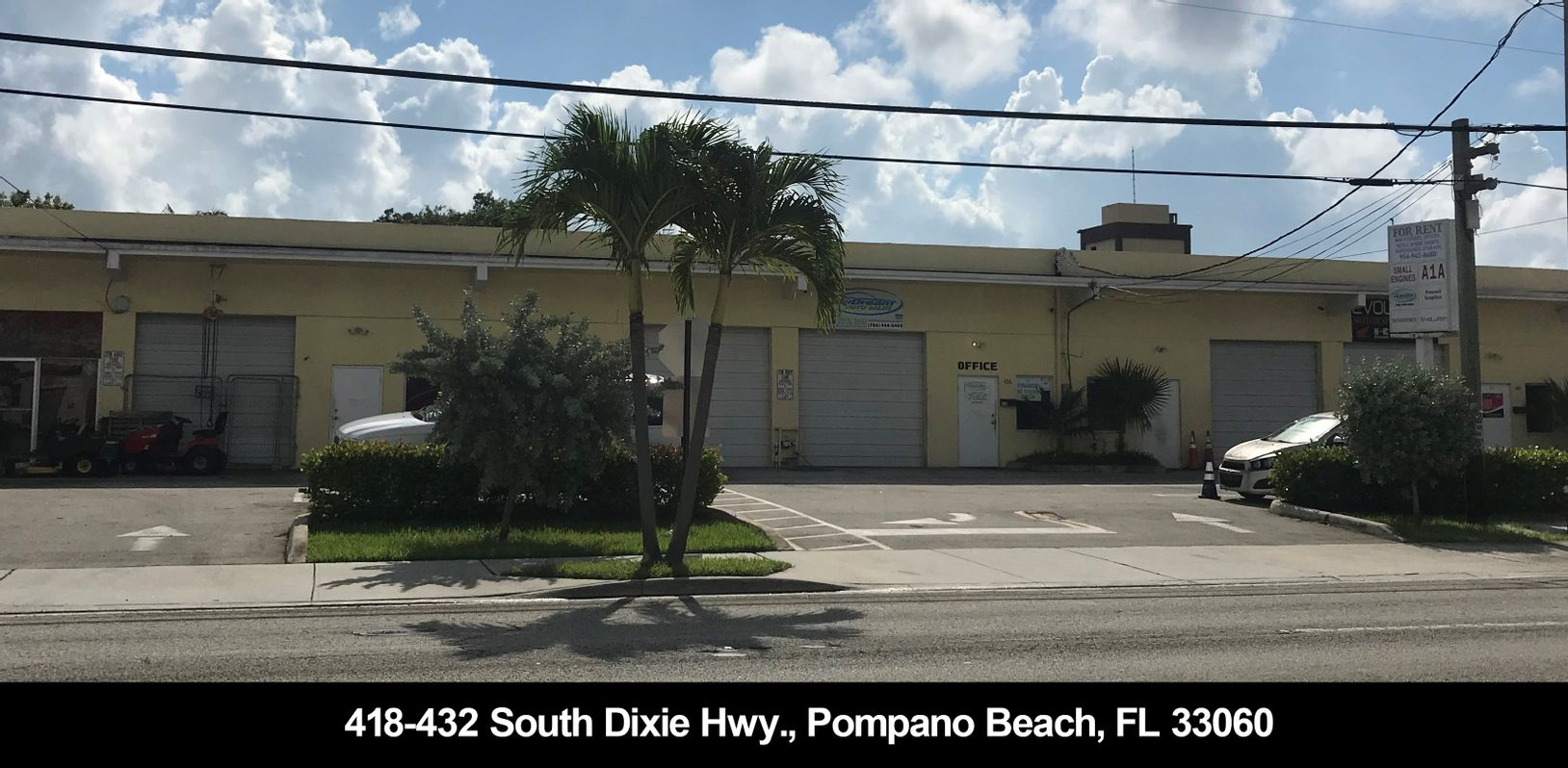 Warehouses for Rent Pompano Beach