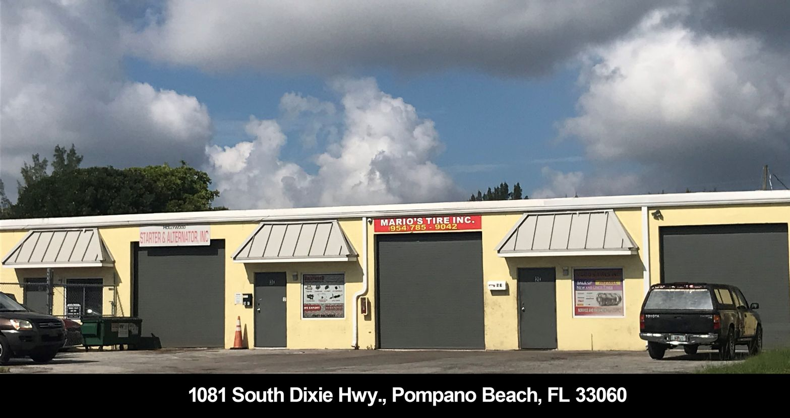 Pompano Beach Warehouses for Rent
